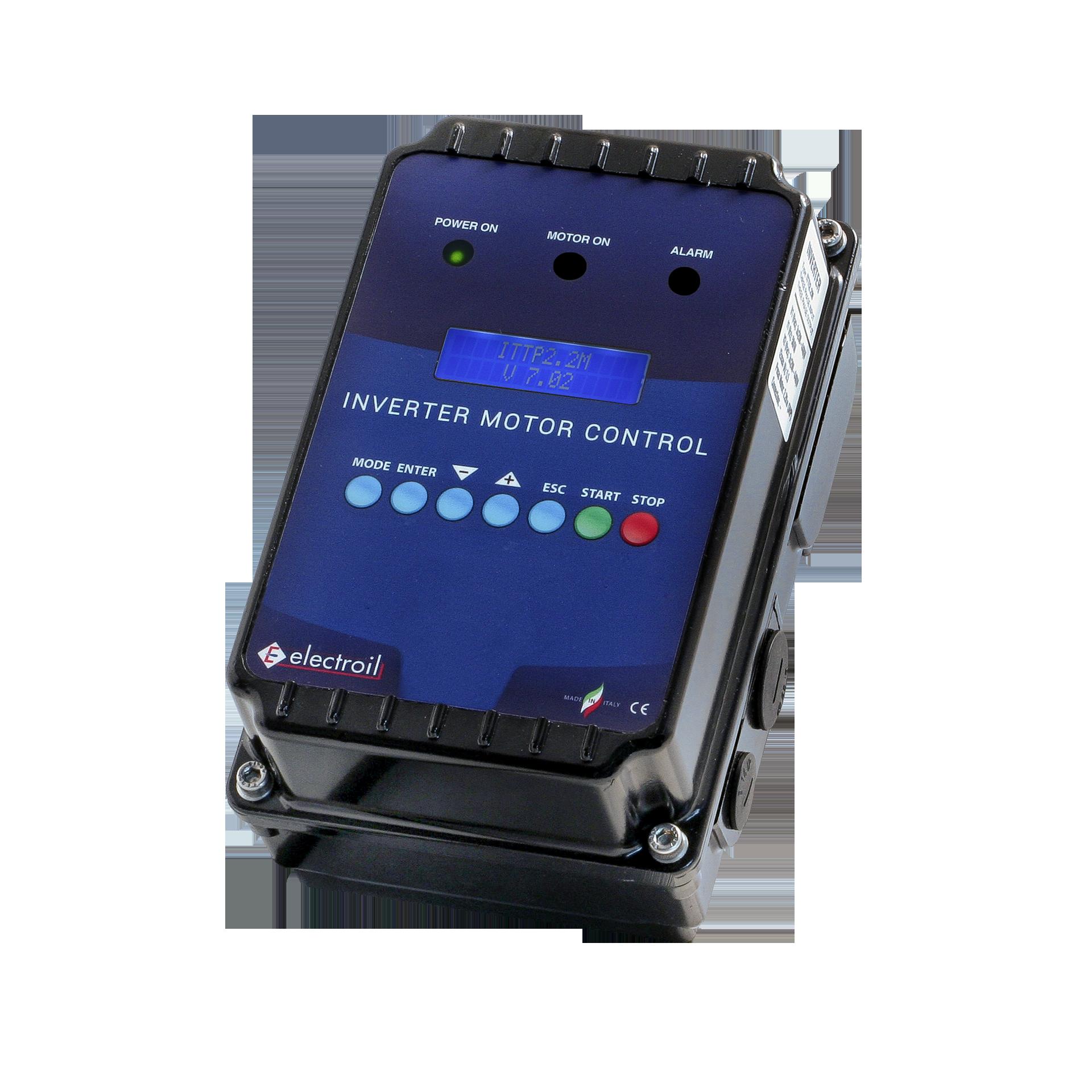 Inverter per Pompe ITTP2.2 M-RS