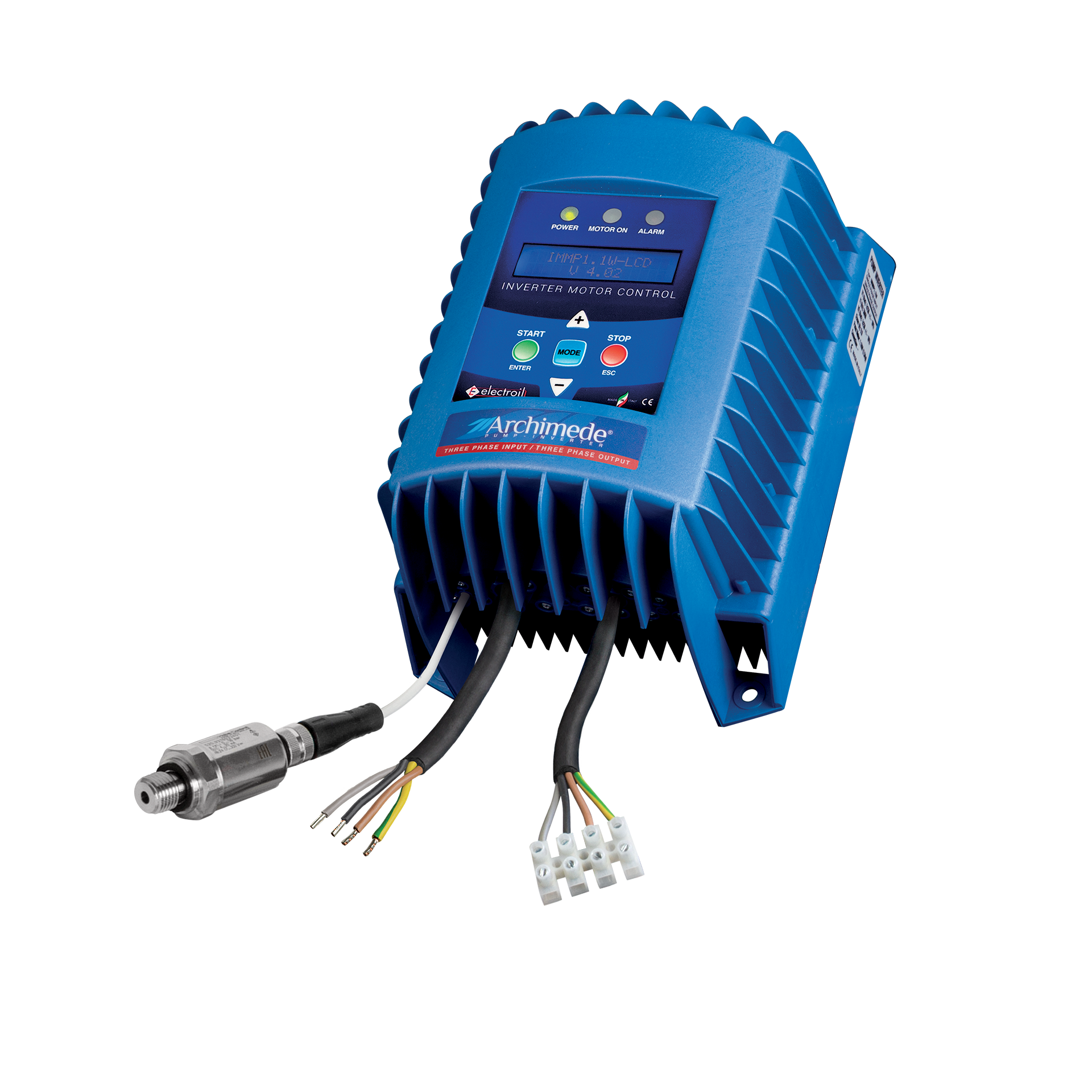 Inverter Archimede ITTP1.5 W-BC-LCD