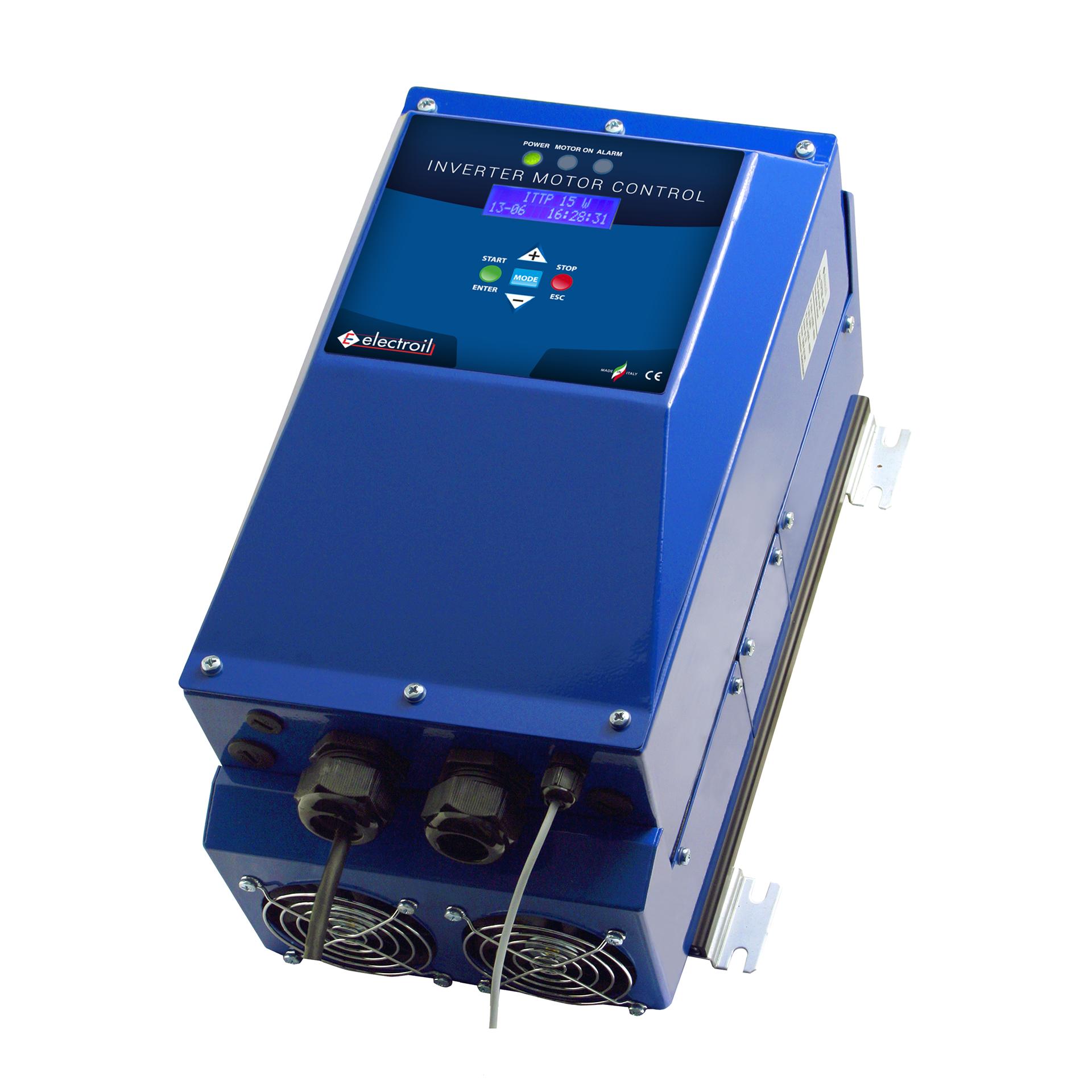 Inverter per Pompe ITTP15 W-RS-BC