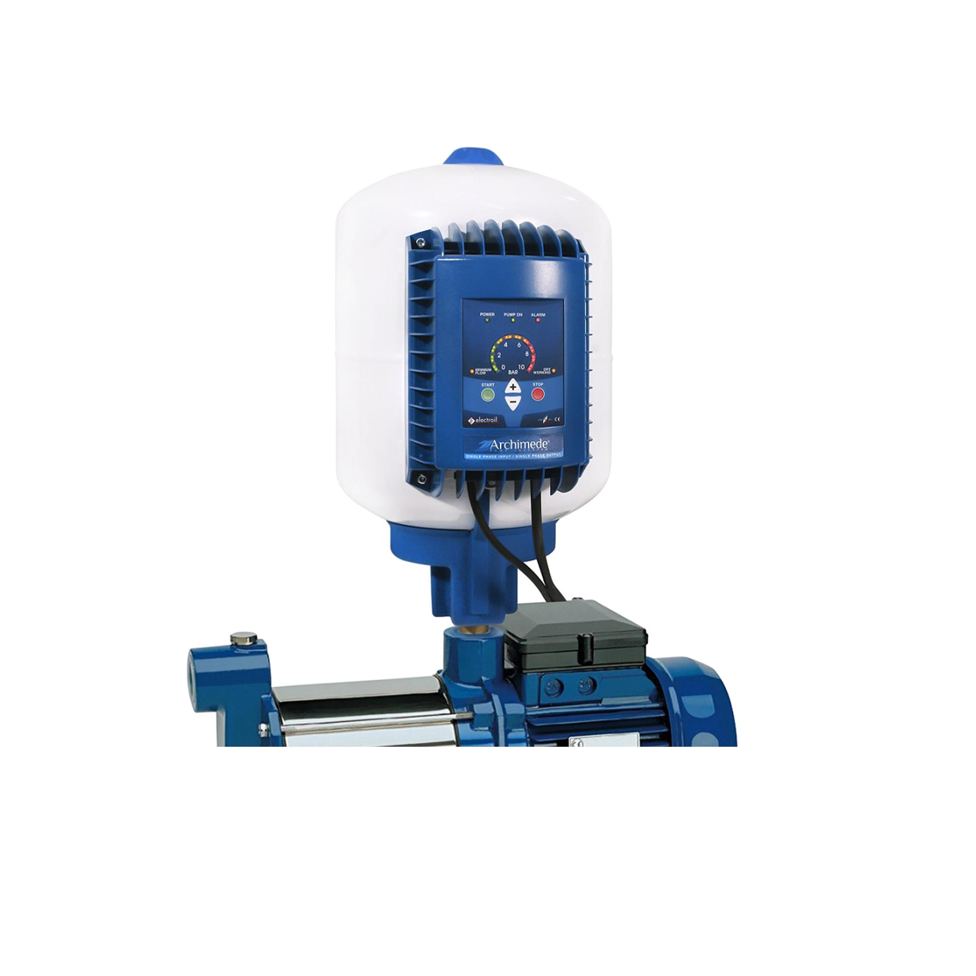FlyVar Pump inverter IMMP1.5 W-BC