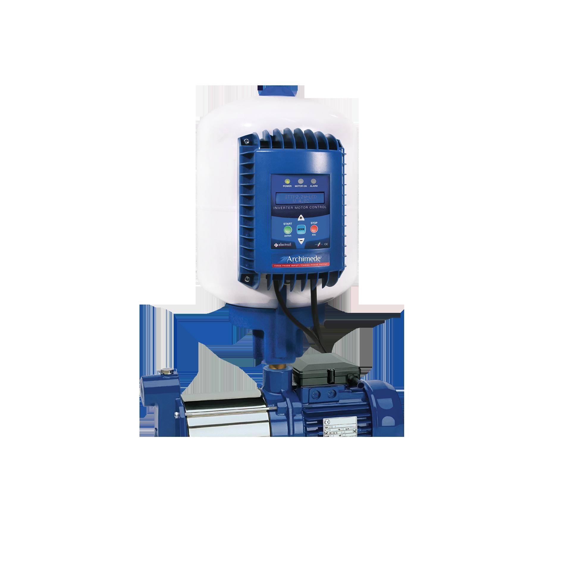 FlyVar Pump inverter ITTP3.0 W-BC