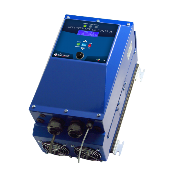 Inverter per motori industriali ITTI11 W-RS