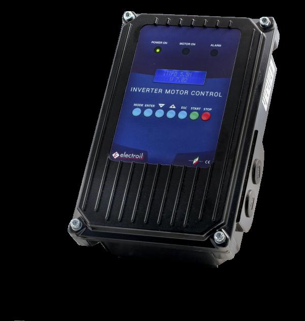 Inverter per pompe di circolazione ITTPD4.0 M-RS